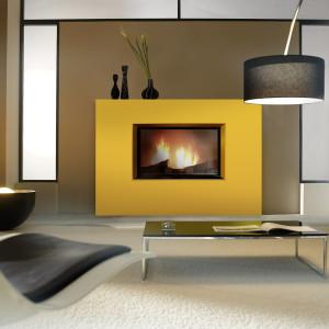 Foyer à bois de cheminée Ulys 900 | Fondis