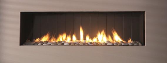 set de galets décoratifs pour foyer à gaz Fondis
